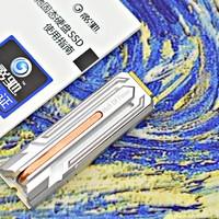 影驰名人堂HOF PCIe M.2 2280 512G SSD固态硬盘使用指南(散热马甲 金手指 读写速度 性能)