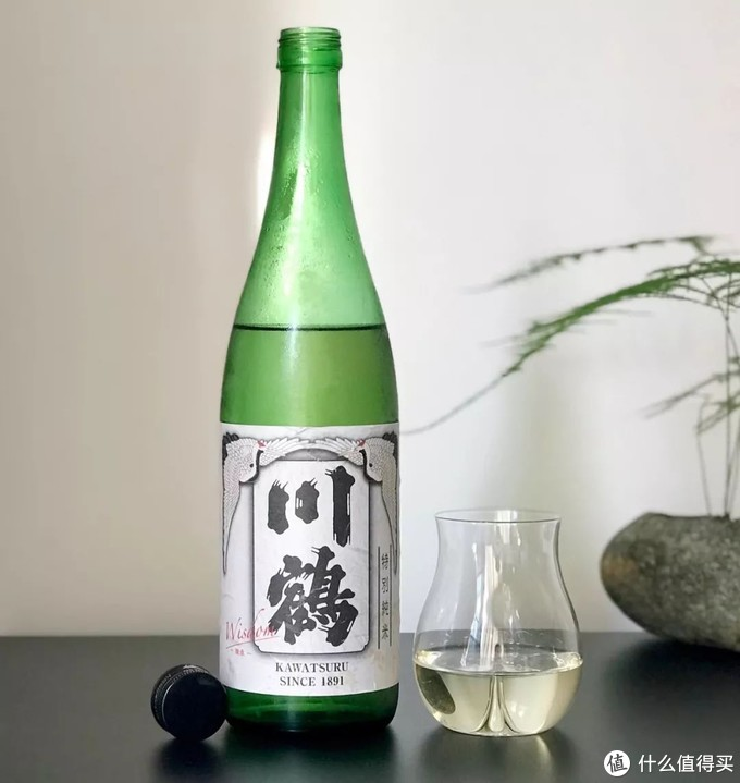 荐酒:川鹤 特别纯米 清酒