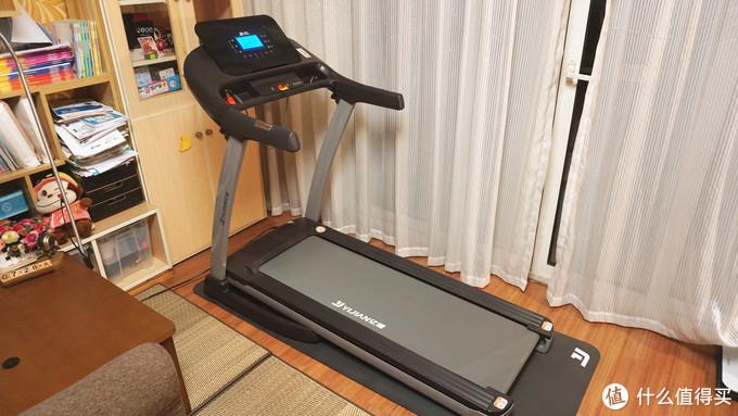 """一张半年健身卡的钱,拥有自己的""""健身房"""",亿健智能跑步机体验"""
