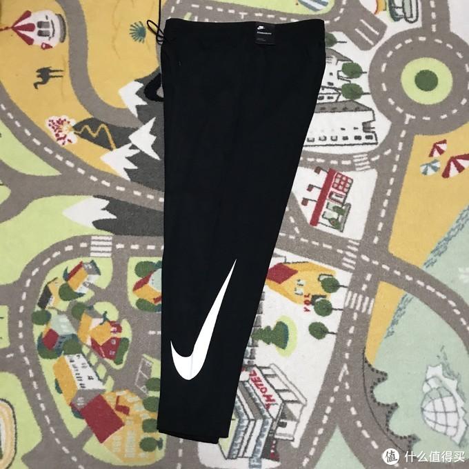 女裤买大了男穿!Nike NSW Swsh Ft休闲裤
