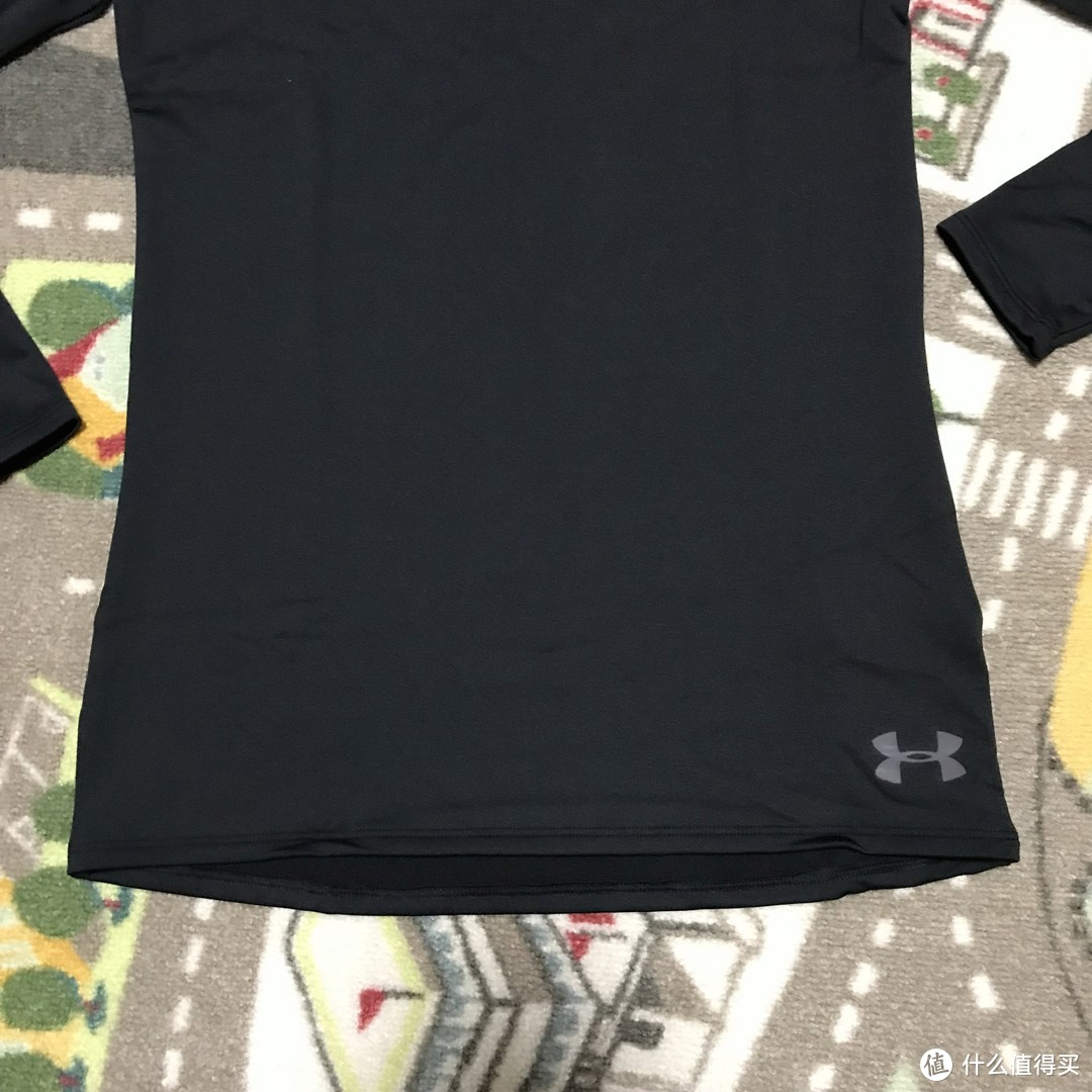 Under Armour Fitted Cg 连帽卫衣