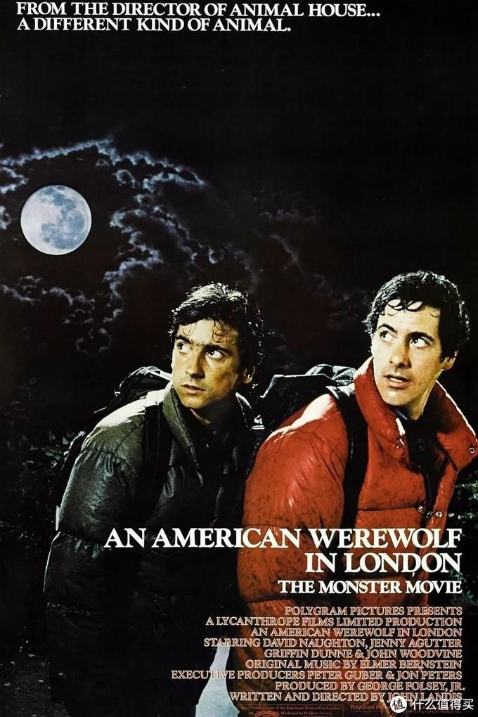 每一个城市单身青年,都该看看《美国狼人在伦敦》