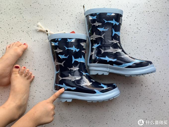 童趣、耐看,有温度——Hatley A13儿童雨鞋