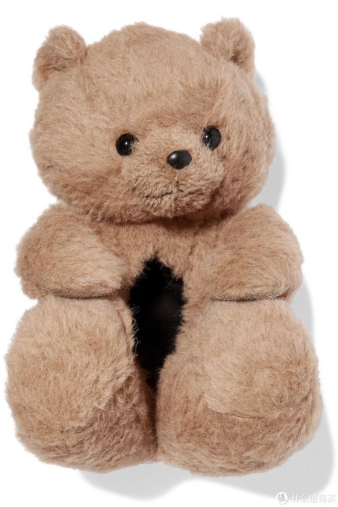 时尚大脚怪:Hug Me 泰迪熊拖鞋开售,Vetements 新品疗愈又神气