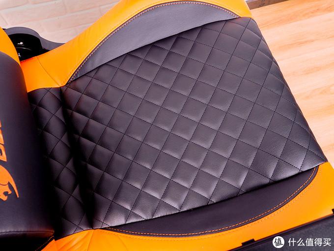 骨伽ARMOR TITAN泰坦电竞椅评测:不只有高颜值 还有舒适性