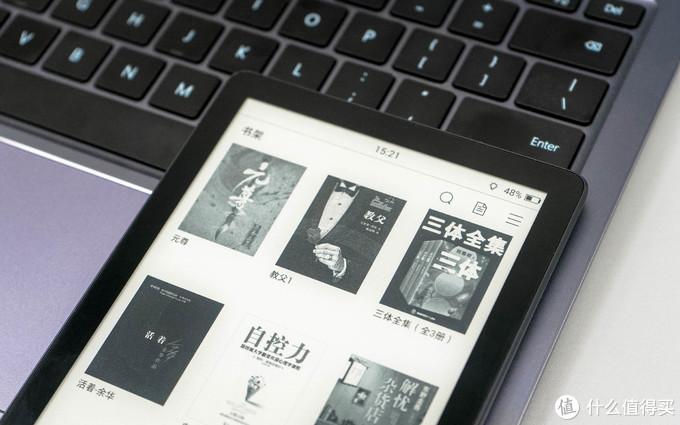 掌阅iReader A6上手体验:既能看书又能听书