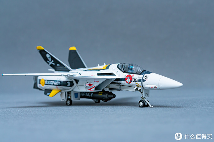Ride of the Valkyries,Calibre Wings VF-1S 战机模型
