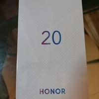 荣耀20手机外观展示(屏幕|摄像头|充电器)