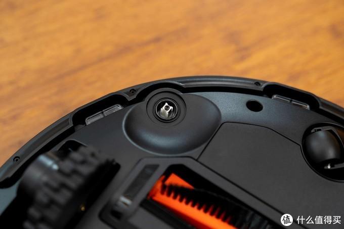 为什么我只能给米家扫拖机器人做静态评测?米家新款扫拖一体机器人外观高清评测