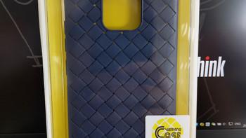 倍思 华为Mate20pro手机壳外观展示(logo 纹路 设计 透气孔)