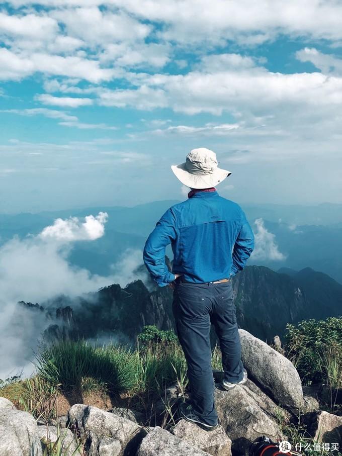 旅行回忆之黄山,