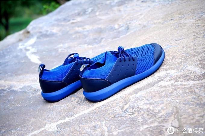 旅游、运动、你需要一双这样轻盈的运动鞋--gts+复古飞织运动鞋分享