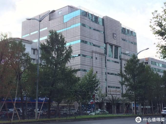 上海公安博物馆大楼