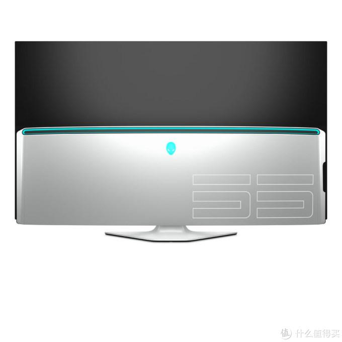 55英寸OLED、4K分辨率:Alienware 外星人 发布 AW5520QF 旗舰电竞屏
