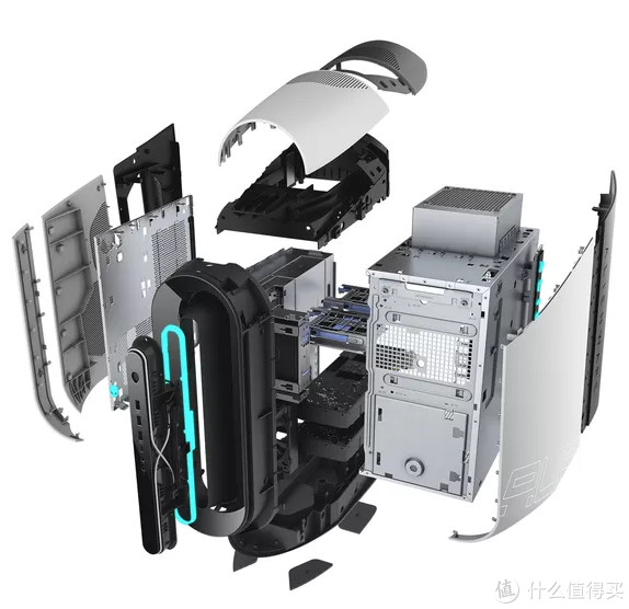 全新设计、强化散热:Alienware 外星人 发布 新款 Aurora R9 游戏主机