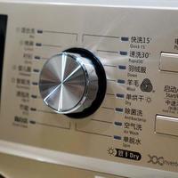 小天鹅洗衣机使用总结(操作|功能|清洁|降噪|节能)