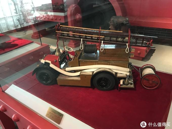 消防车模型(一)