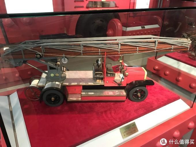 消防车模型(二)