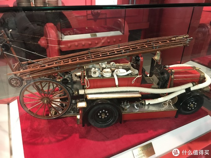 消防车模型(三)