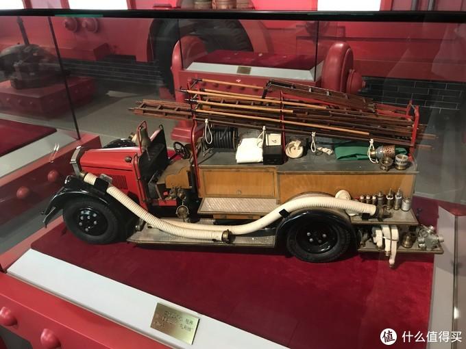消防车模型(四)