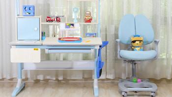 转吧转吧我要长大,黑白调缤果2.0儿童桌椅评测!