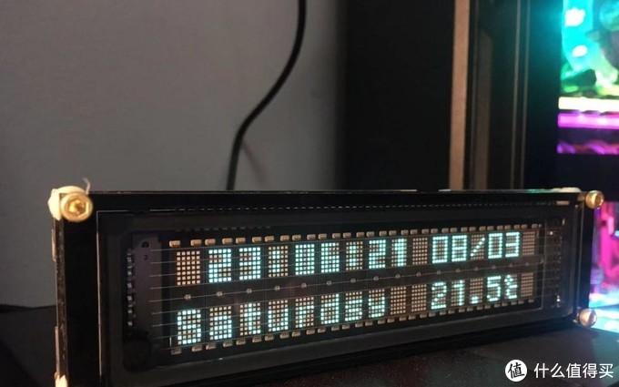 树莓派 AIDA64 5寸显示液晶屏自制亚克力外壳