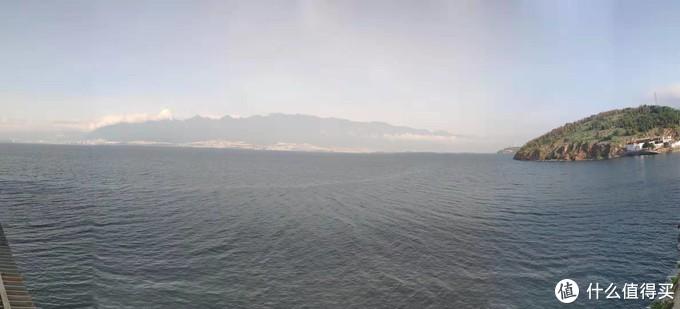 洱海边,被涣散了的时光