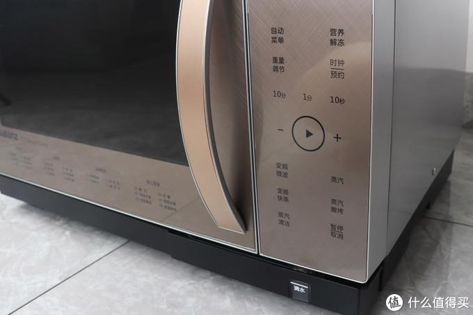 用八道菜带你探讨微蒸烤一体机的多种应用!格兰仕Q3微蒸烤一体机测评