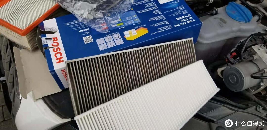 15分钟搞定奥迪的内外空调滤芯以及空气滤芯(图文详解)