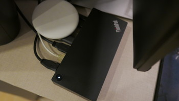 Thinkpad USB-C 扩展坞第二代使用感受?(按键|网口|扩展|优点|缺点)