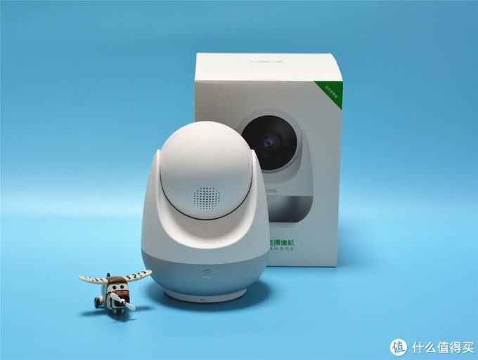 首发299,再升级:小身量,大作用,360智能摄像机云台变焦版开箱啦