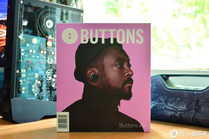 闪耀黑科技的镜面宝石——BUTTONS Air耀镜真无线耳机评测