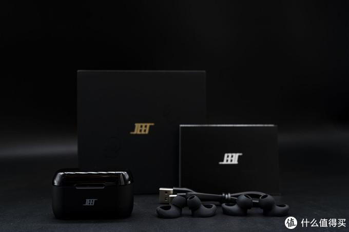 安卓的Airpods-JEET Air Plus TWS真无线运动蓝牙耳机