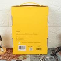 牛听听儿童智能熏教机读书包装展示(颜色|喇叭孔|充电口|材质|屏幕)