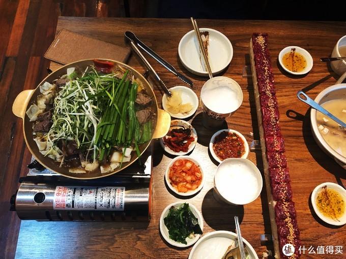 牛排锅+韩牛寿司