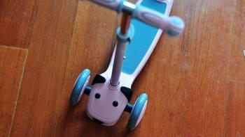 小寻萌宠狗狗滑板车使用总结(脚刹|车头|车身|图案)