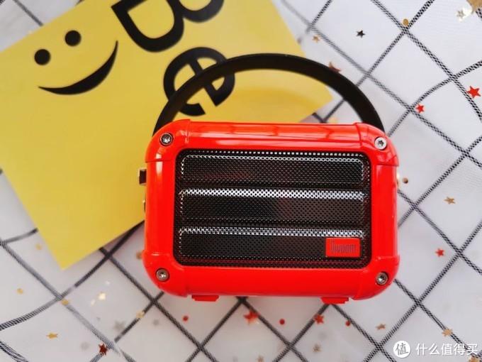 一点怀旧 一点时尚 ——玛奇朵迷你无线蓝牙音箱打造品质生活