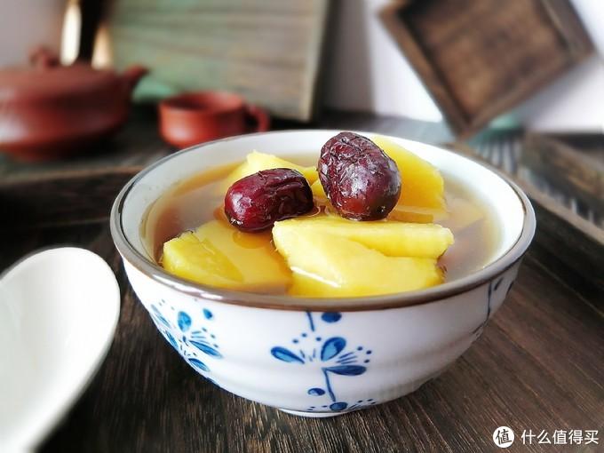 秋天干燥多补水,这碗甜汤来帮忙,补气润燥还能防感冒!