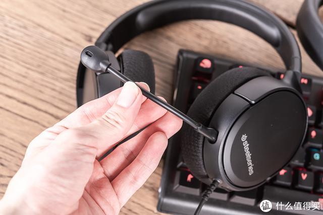 赛睿Arcits 1游戏耳机评测:高性价比也可以不将就