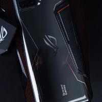 ROG游戏手机2机身设计(双摄|闪光灯|导热片|显示屏|扬声器)