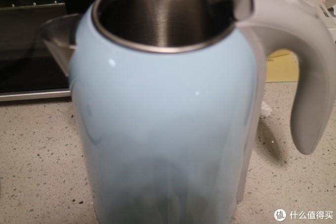 性价比还不错 - 格来德(Grelide)电热水壶 D1701K1 1.7L