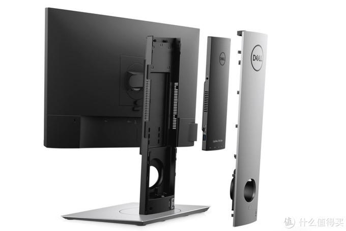 没有笨重底座的模块化一体机:DELL 戴尔 发布 OptiPlex 7070 Ultra 模块化一体机