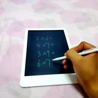 小米米家液晶小黑板使用总结(书写|续航|压感)