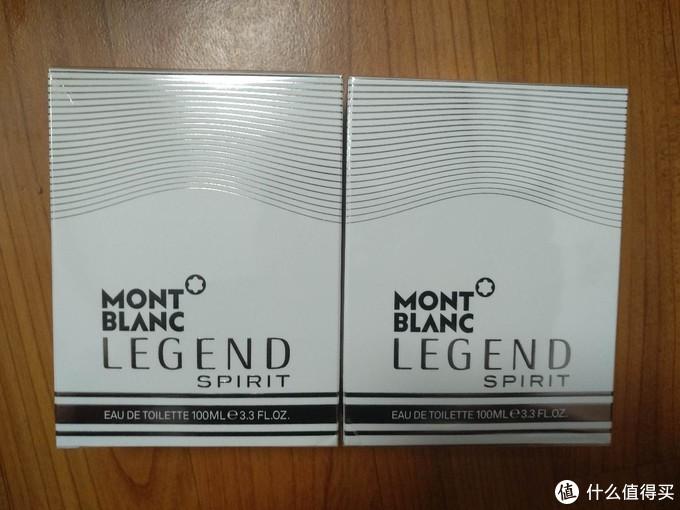 Montblanc/万宝龙灵动传奇淡香水白色瓶装100毫升开箱尝鲜味道