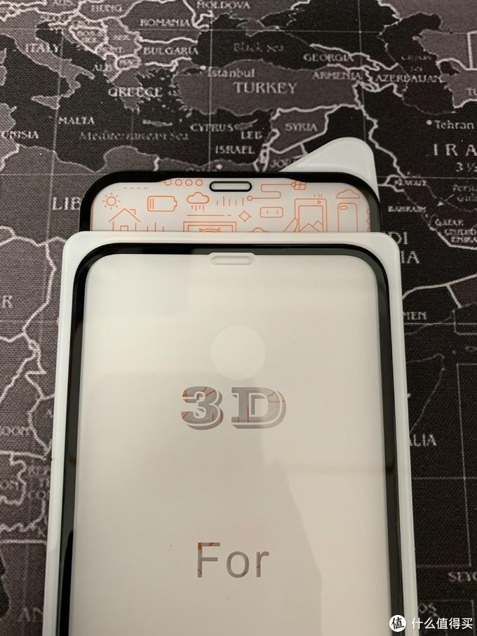 贵几倍的价格能得到好几倍的体验吗?cike 小红甲 3D钢化膜开箱和简单体验