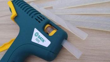 世达热熔胶枪使用总结(预热|冷却|操作)
