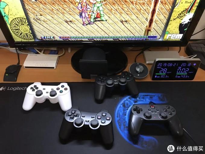N1万能复古游戏机的好搭档:优越者 Y-2146 USB 2.0 HUB集线器