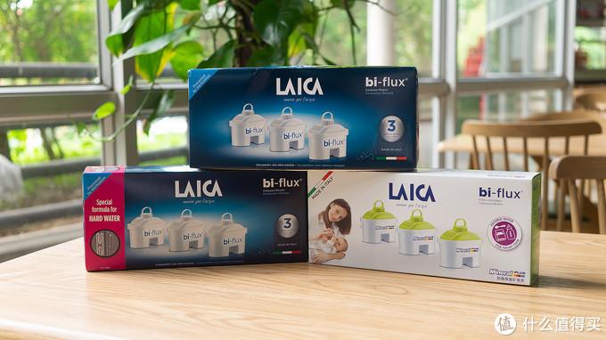 让喝水更安全一些:莱卡西西里滤水壶&多种滤芯 试用体验