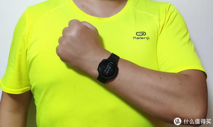 极具性价比的入门型运动智能手表,Garmin Forerunner 45 GPS 跑步训练腕表