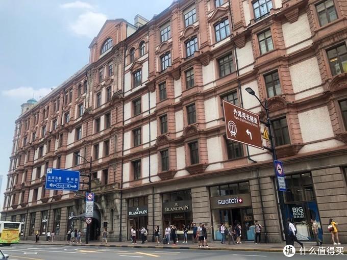 半天时间逛上海:外滩、南京路步行街半日游